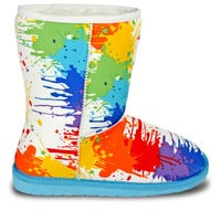 Women's Loudmouth 9-inch Boots - Drop Cloth