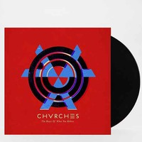 Chvrches - The Bones Of What You Believe LP- Black One
