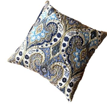 Spades Square Pillow Accent Cushion Covers Cases Bright Vibrant Multi Colorful 2 Piece
