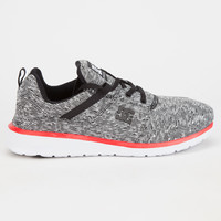 Dc Shoes Heathrow Se Mens Shoes Grey  In Sizes