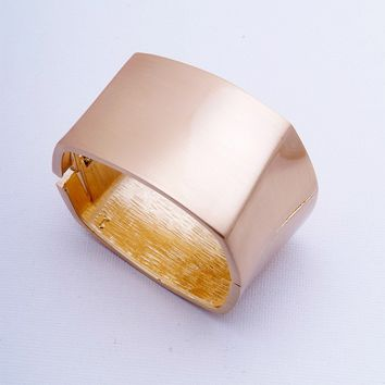 Out Of Box Bangle Bracelet - Gold
