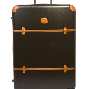 "Bric's Olive Bellagio 32"" Spinner Trunk"
