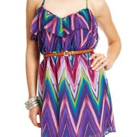 Neometric Gwen Ruffle Dress