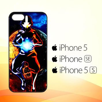 Avatar Aang The Last Airbender Z0003  iPhone 5|5S|SE Case