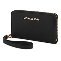 MICHAEL Michael Kors Essential Zip Wallet for iPhone 5/5s/6