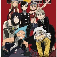 Great Eastern Entertainment Soul Eater Wall Scroll, 33 by 44-Inch