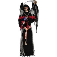 Halloween Prop: Ultimate Winged Reaper Animate