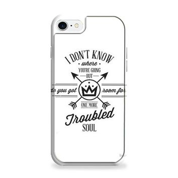 Fall Out Boy Lyric Cover iPhone 6 | iPhone 6S Case