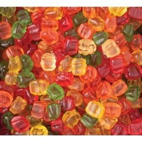 Baby Mini Gummy Bears 5LB Bag