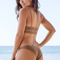 ACACIA SWIMWEAR - Waikoloa Mesh Bottom | Beach Babe