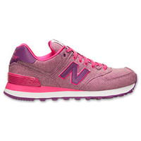 Women's New Balance 574 Glitch Casual Shoes