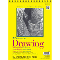 Strathmore® 300 Series Drawing Pad