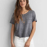 AEO SOFT & SEXY SKY HIGH T-SHIRT