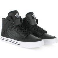 Baskets Supra Vaider Black White - LaBoutiqueOfficielle.com