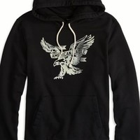 AEO 's Factory Signature Hooded Pop Over