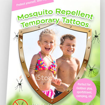 Buzz-Off-Tatts for Kids