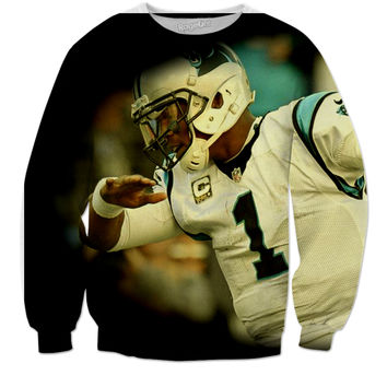 Cam Newton Dab Sweater
