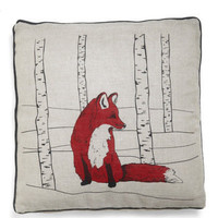 When the Day is Den Pillow | Mod Retro Vintage Decor Accessories | ModCloth.com