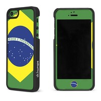 the Case | Brazil Flag for the iPhone 5S