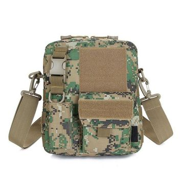 Sports gym bag MEGE outdoor hunting hiking camping bag unisex messenger edc bag equipment military accessories camouflage sports shoulder bag KO_5_1
