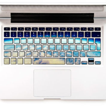 Pale Blue Dot Macbook keyboard stickers Macbook Decal Keyboard Sticker Macbok Air Pro Retina HP Lenovo Samsung Wireless Earth Cosmos Planet