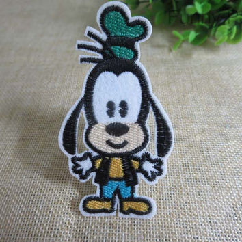 Disney Baby Goofy Iron on Patch 044-HA