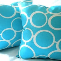 Trina Turk Sunglass Indoor/Outdoor Pillow cover 18 x 18