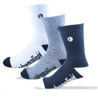 Mamba Data Socks - 3 Pack - Adrenaline - www.adrln.com