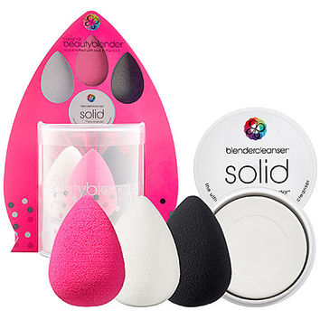 Sephora: beautyblender : Beauty Blender Triple Threat : makeup-sponges