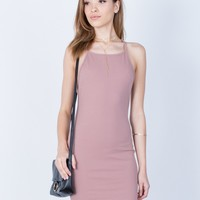 Little Strappy Party Dress
