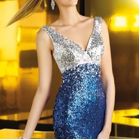 Alyce Paris Homecoming Dress Style 4347