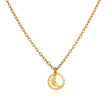 Cradled by the Moon Necklace