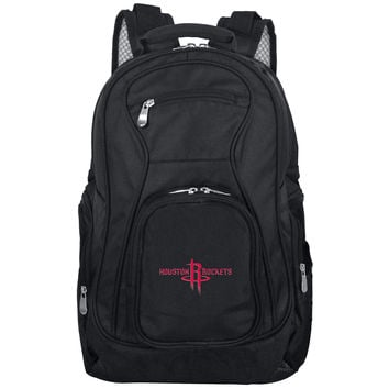 Houston Rockets  Backpack Laptop-Black