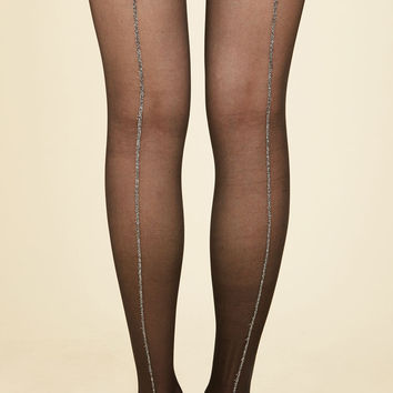 Pin-Up With Pizzazz Tights | Mod Retro Vintage Tights | ModCloth.com