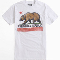True Vintage Cali Flag Tee at PacSun.com