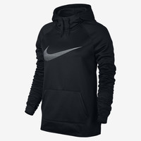 The Nike All-Time Graphic Women's Training Hoodie.
