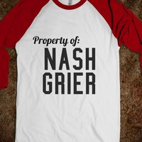 Property of Nash Grier Tee