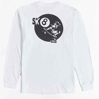 Vans Sk8 Ball Long-Sleeve Tee