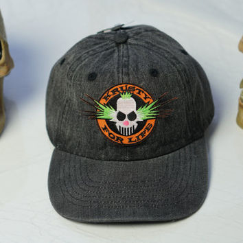 Halloween Hat, Krusty For Life Dad Hat, The Simpsons, 90s Fashion, 90s Dad Hat, Halloween Cap