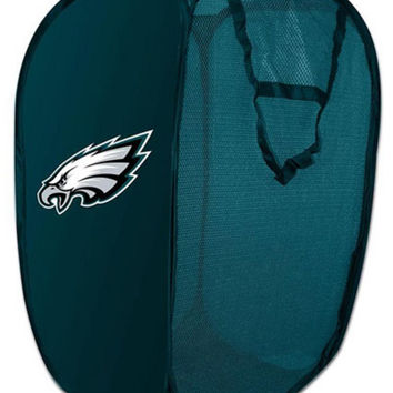 Philadelphia Eagles Portable Pop-Up Laundry Hamper