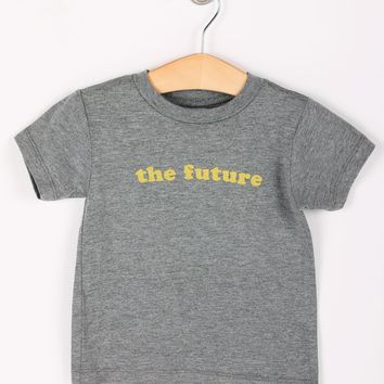 Charlie Southern The Future Onesuit and Toddler Tee