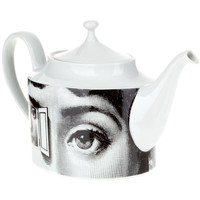 Fornasetti Porcelain tea pot