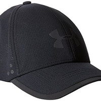 Under Armour Men's Flash ArmourVent 2.0 Cap, Black (001), One Size