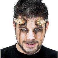 Brown Demon Horns - Spirithalloween.com