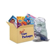 College Care Package: Laundry Care -- Give them what they REALLY need!