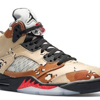 AIR JORDAN 5 RETRO SUPREME 'SUPREME' - 824371-201