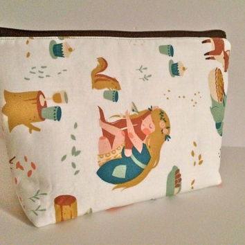 Teagan Firefly  Cosmetic Bag Makeup Bag Gadget Bag
