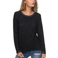 Sea Skipper Long Sleeve Cozy Lounge Top 191274124186 | Roxy