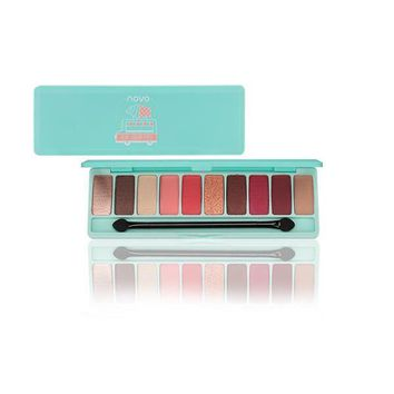 NOVO Ice Cream Eyeshadow Palette