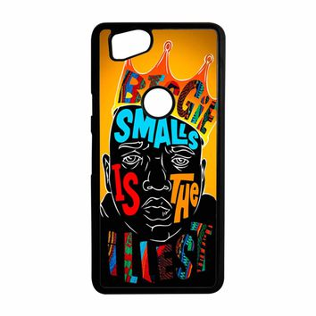 47 Plus Notorious Big  Google Pixel 2 Case